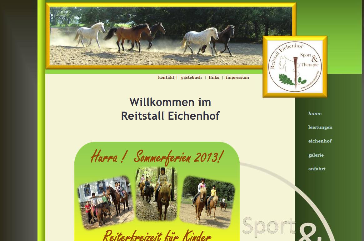 Reitstall Eichenhof Dreieich-Offenthal
